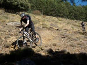 Sierra Nevada - Joyriders MTB Trip