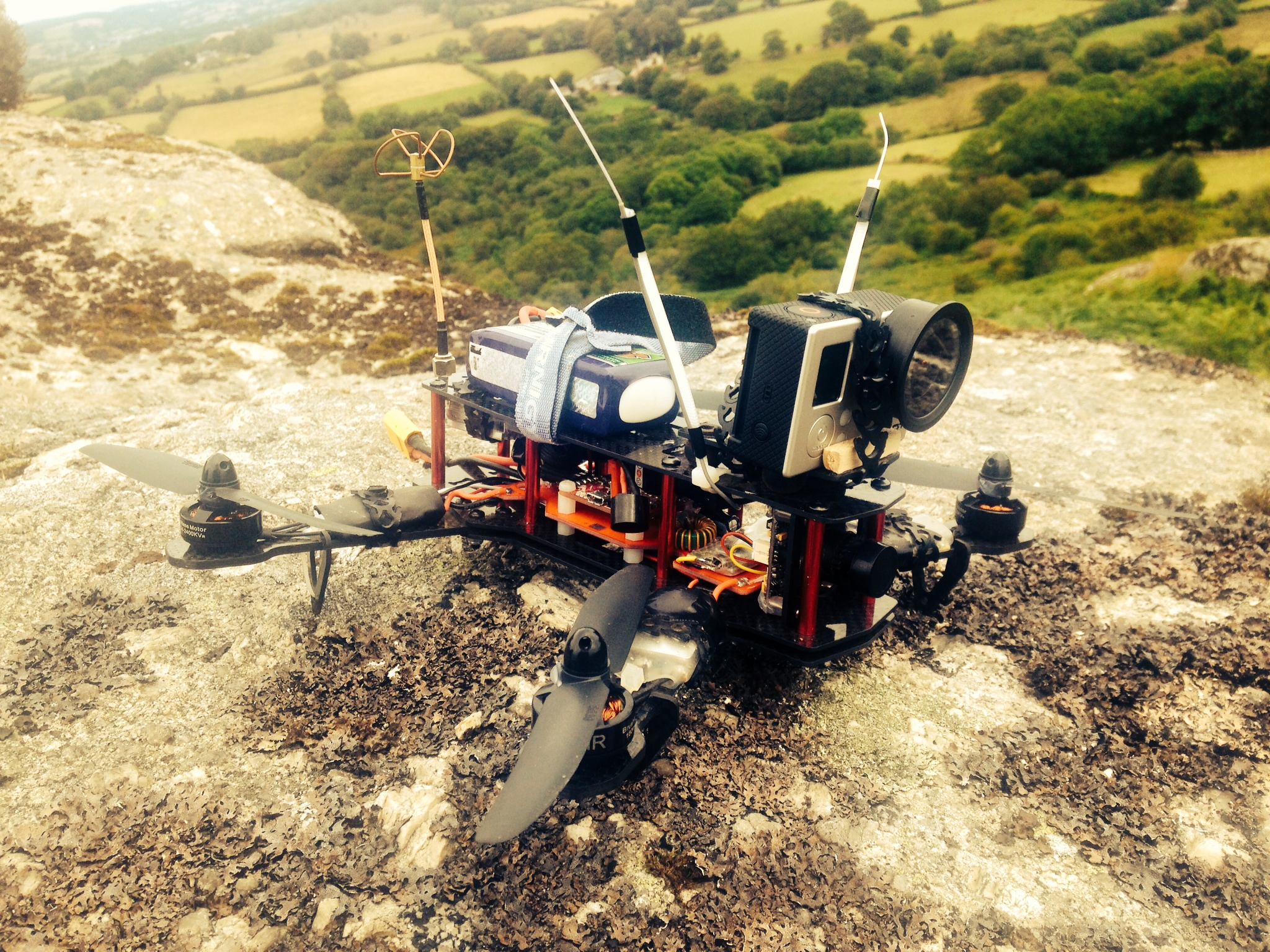 Joyriders - Quadcopter - Dartmoor